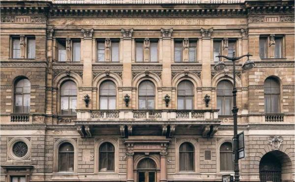 Historic building for sale on Bolshaya Morskaya street