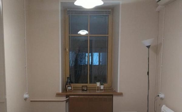 2-room  apartment for rent near metro Sportivnaya