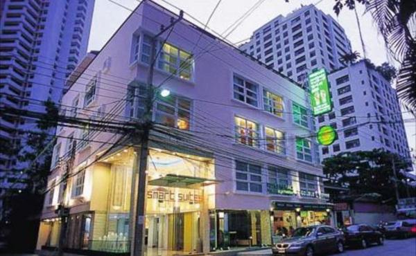 Отель на 28 номеров на продажу в Бангкоке (Nana BTS)