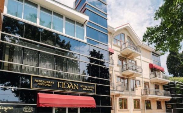Boutique hotel in vendita in centro a Sochi
