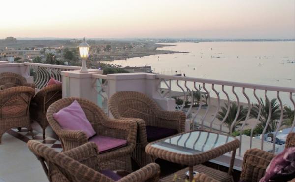 Отель на пляже на продажу на Красном море в Египте