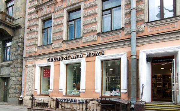 Foro commerciale di 160 mq in vendita su Nevsky